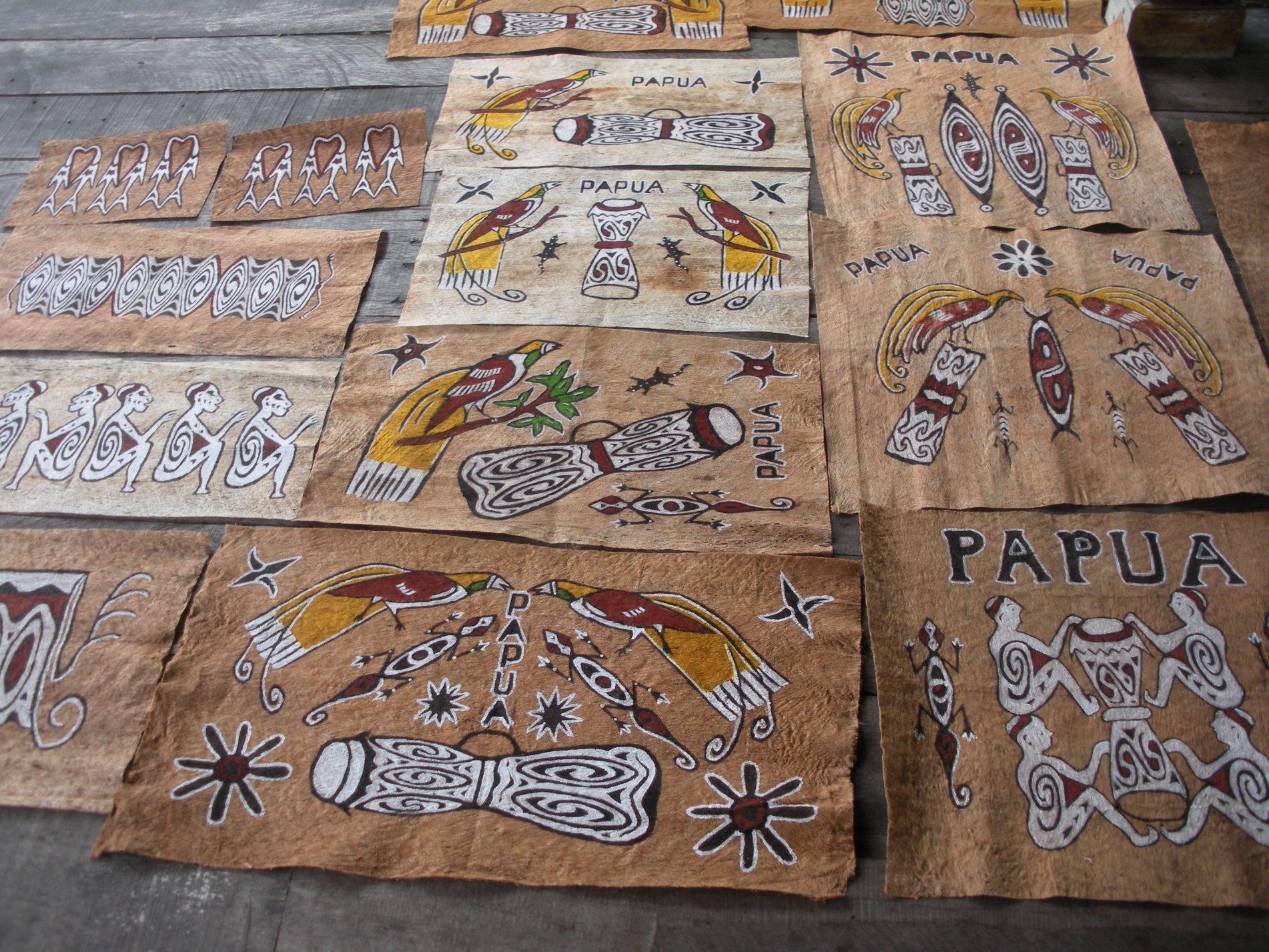 Kulit Kayu Papua