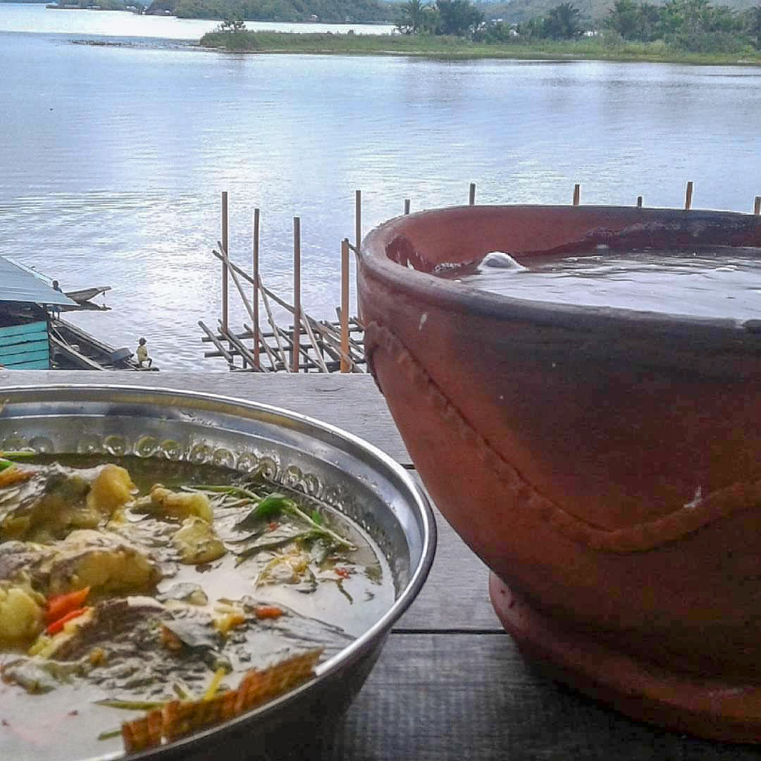 papua cooking tours