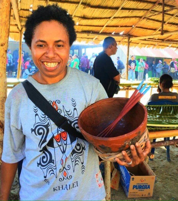 Abar pottery Papua