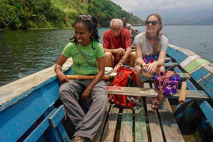 Lake Sentani Papua